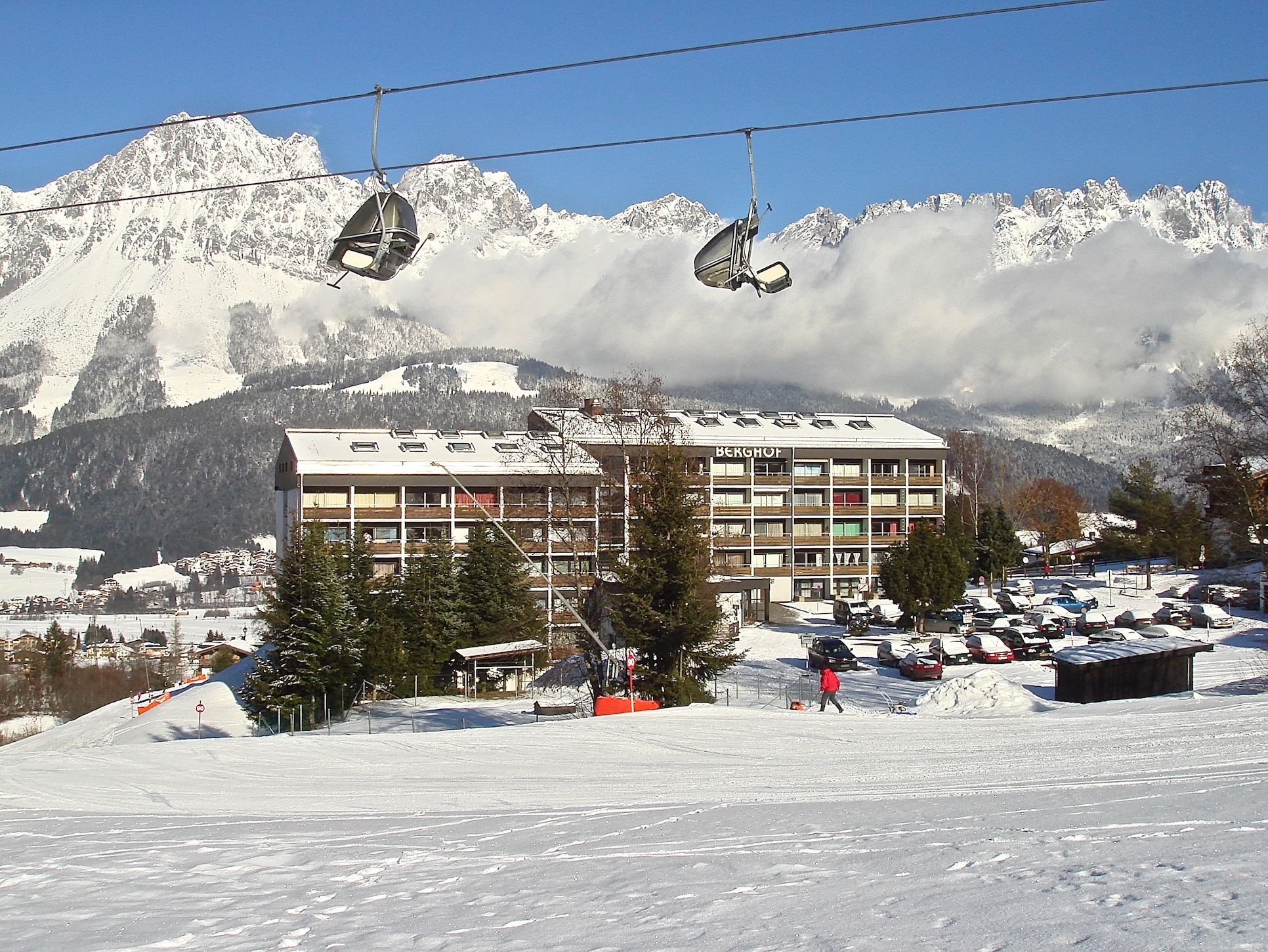 Berghof Ellmau